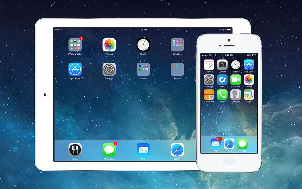 Apple iOS7 &#8211 Complete Breakdown