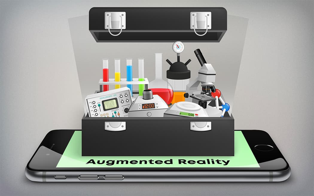 AR for Education and Research