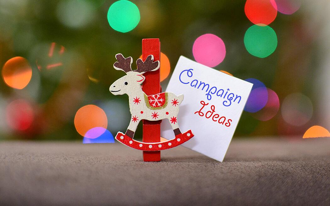 Christmas Campaign Ideas 2015