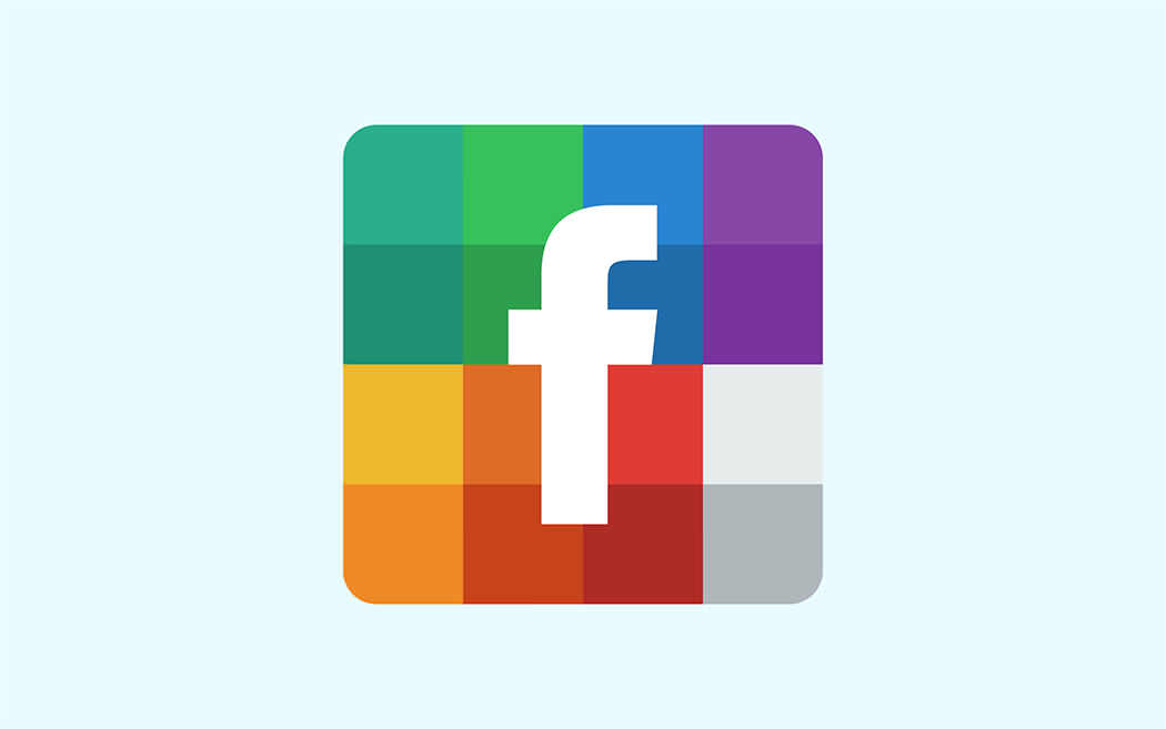How to select colors for Business Fan Page Apps