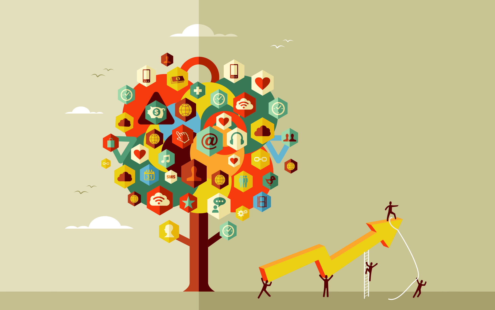 Engaging Marketing App Ideas for Mobile - How Businesses Promoting