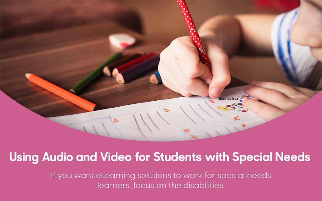 Elearning for Special Kids