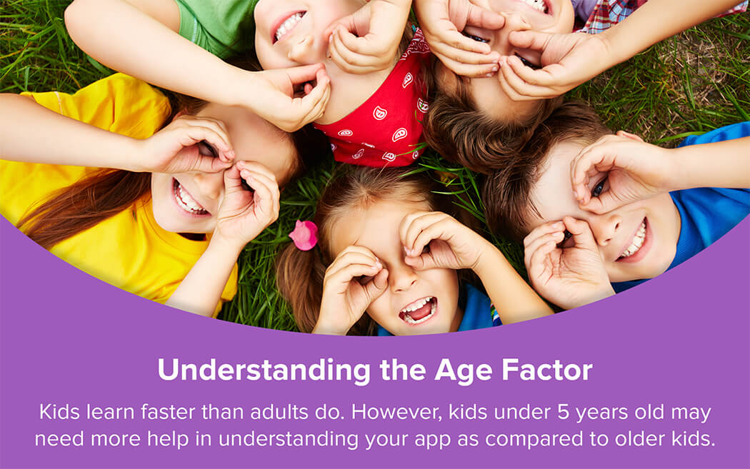 should apps be age appropriate for children Through this app, you can create a kid-focused account for your child with lots   family link lets you choose which apps your child has access to, and lets  to be  kid safe there's a good chance your definition of appropriate.