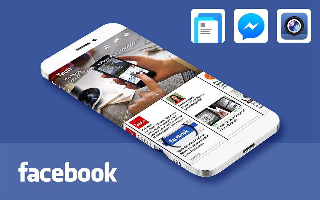 Standalone Apps: Facebook plans and success story