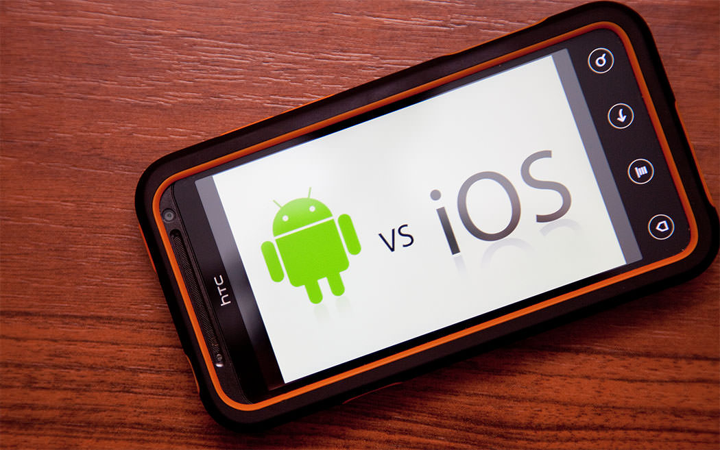 iOS vs. Android? How to choose the best Platform for your Mobile app?