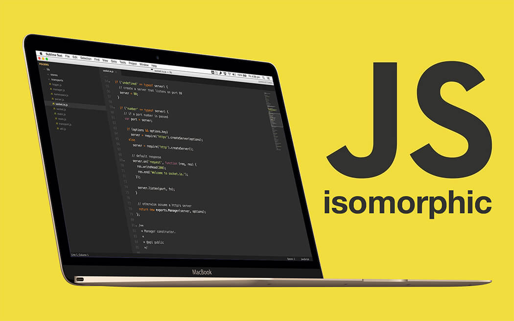Can isomorphic JavaScript apps be the future of the web?