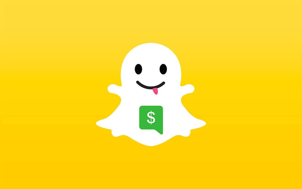 Snapchat Introduces Snapcash