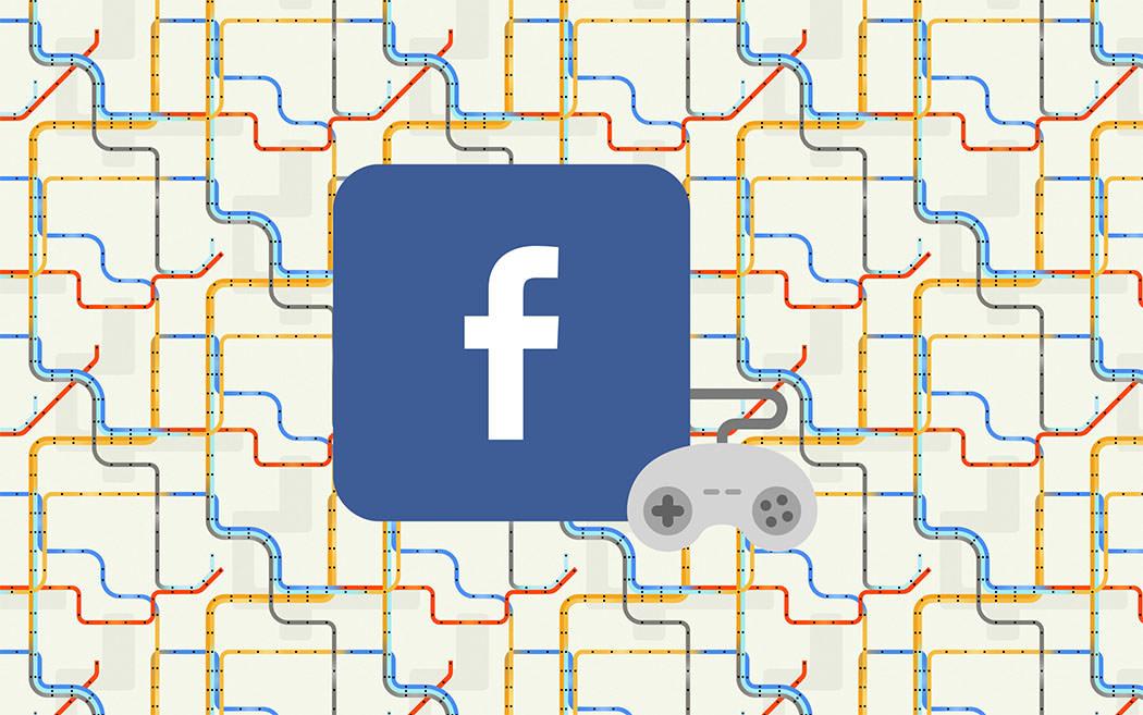 Social Fun Online Games Success on Facebook