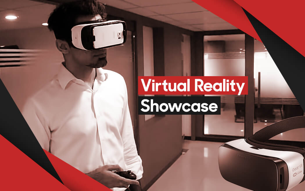 The Development of a Virtual Reality Showcase