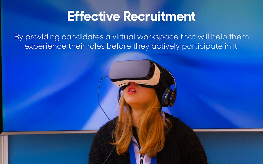Virtual Reality Effective Recruitment
