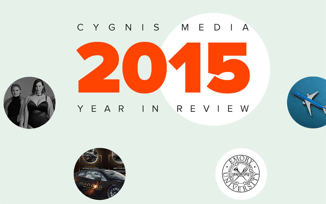 Cygnis Media Year in Review 2015