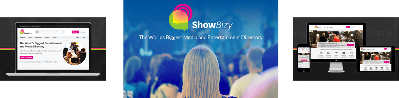 Showbizy App Case Study