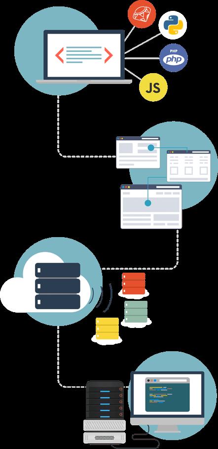 custom web application developers