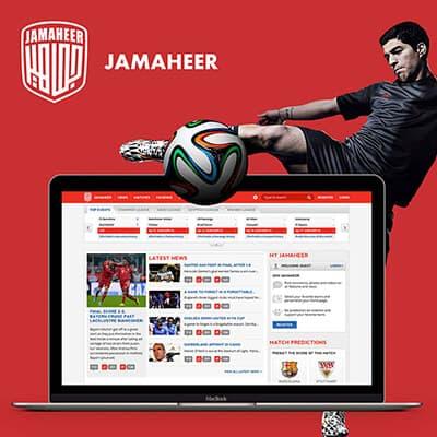 Jamaheer Web Portal