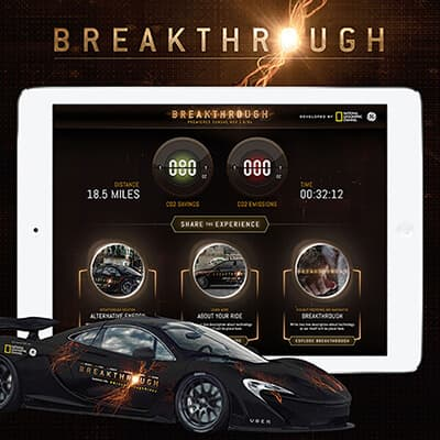 National Geographic Breakthrough App
