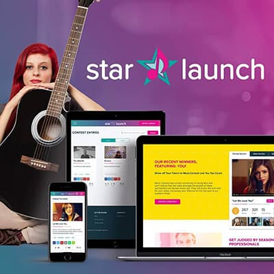 Starlaunch Web App